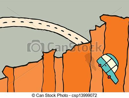 Cilff clipart car Art Cliff – Art Clip