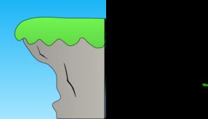 Cilff clipart cliff edge Clipart Free cliff%20clipart Clipart Cliff