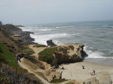 Cilff clipart ocean Avenue Spectacular Cruz Ocean Attractions
