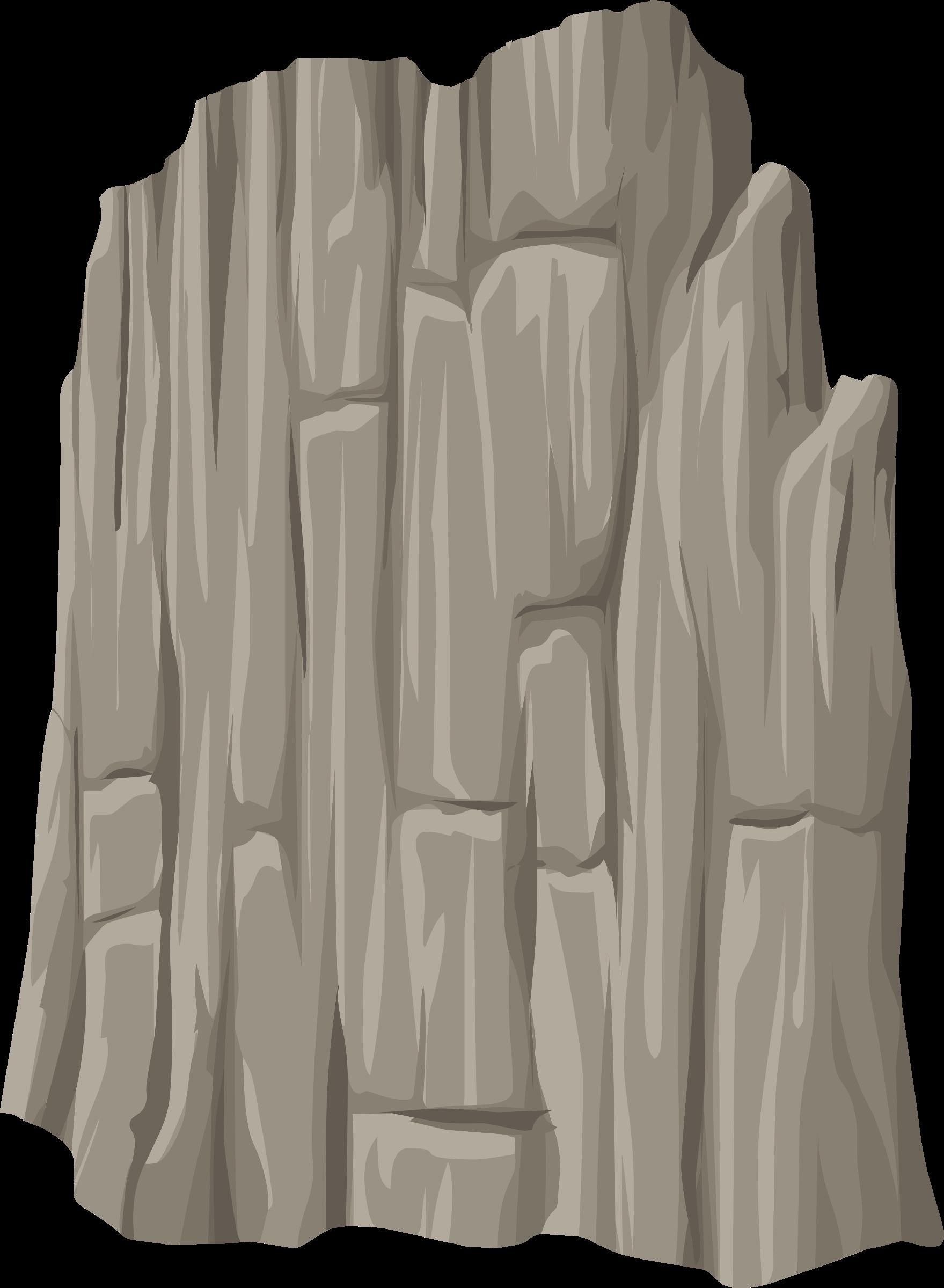 Rock clipart cliff #14