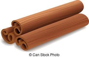 Cinnamon clipart Illustrations 3  059 background