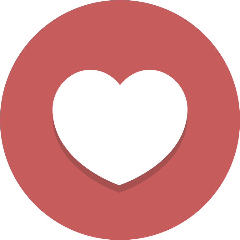 Circle clipart heart Svg heart icons Wikipedia heart