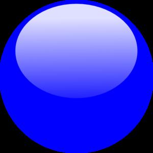 Circle clipart navy blue Blue Blue Bubble com Art