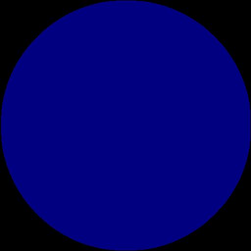 Circle clipart navy blue Icon circle Navy icons navy