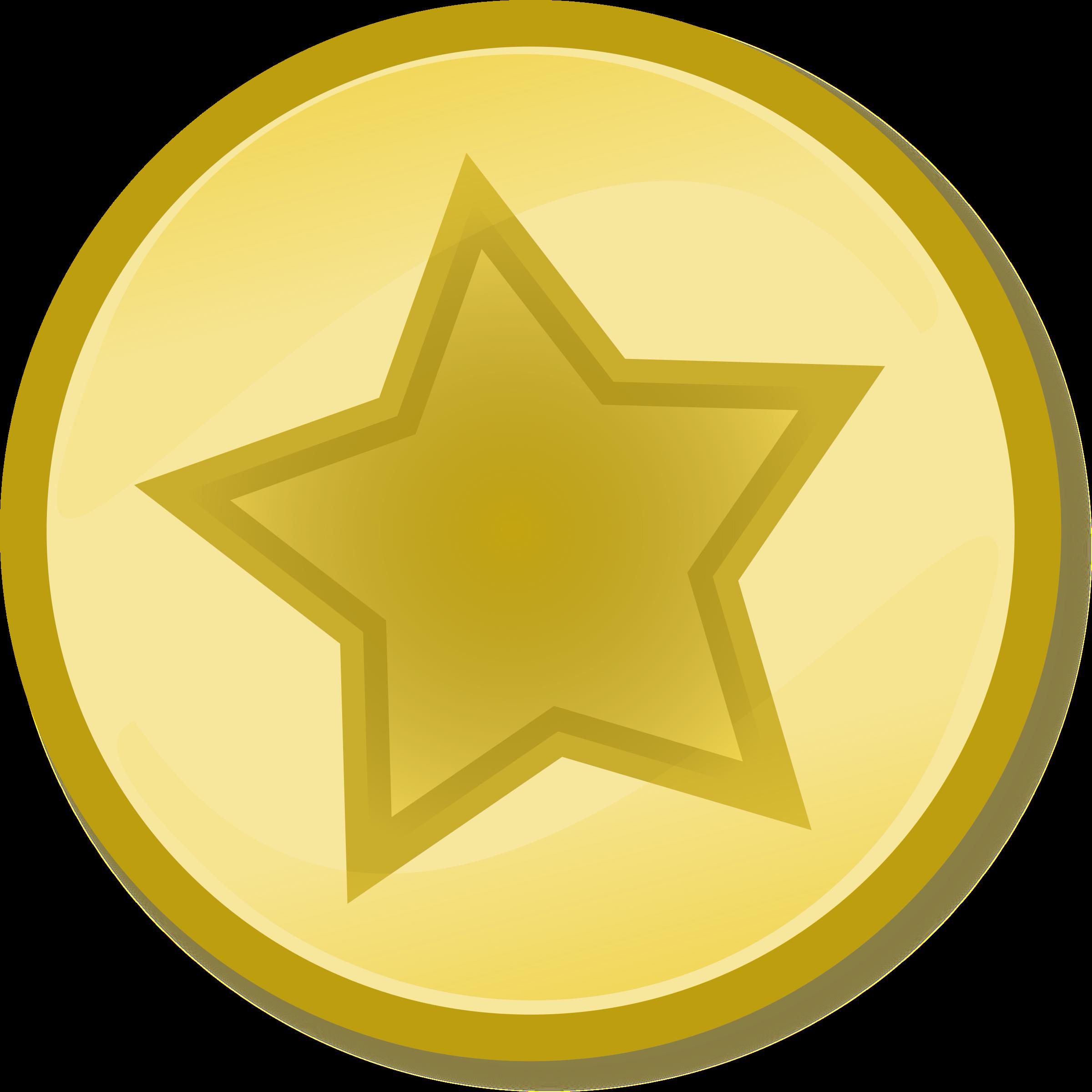 Circle clipart yellow circle Circled Clipart star Yellow Yellow