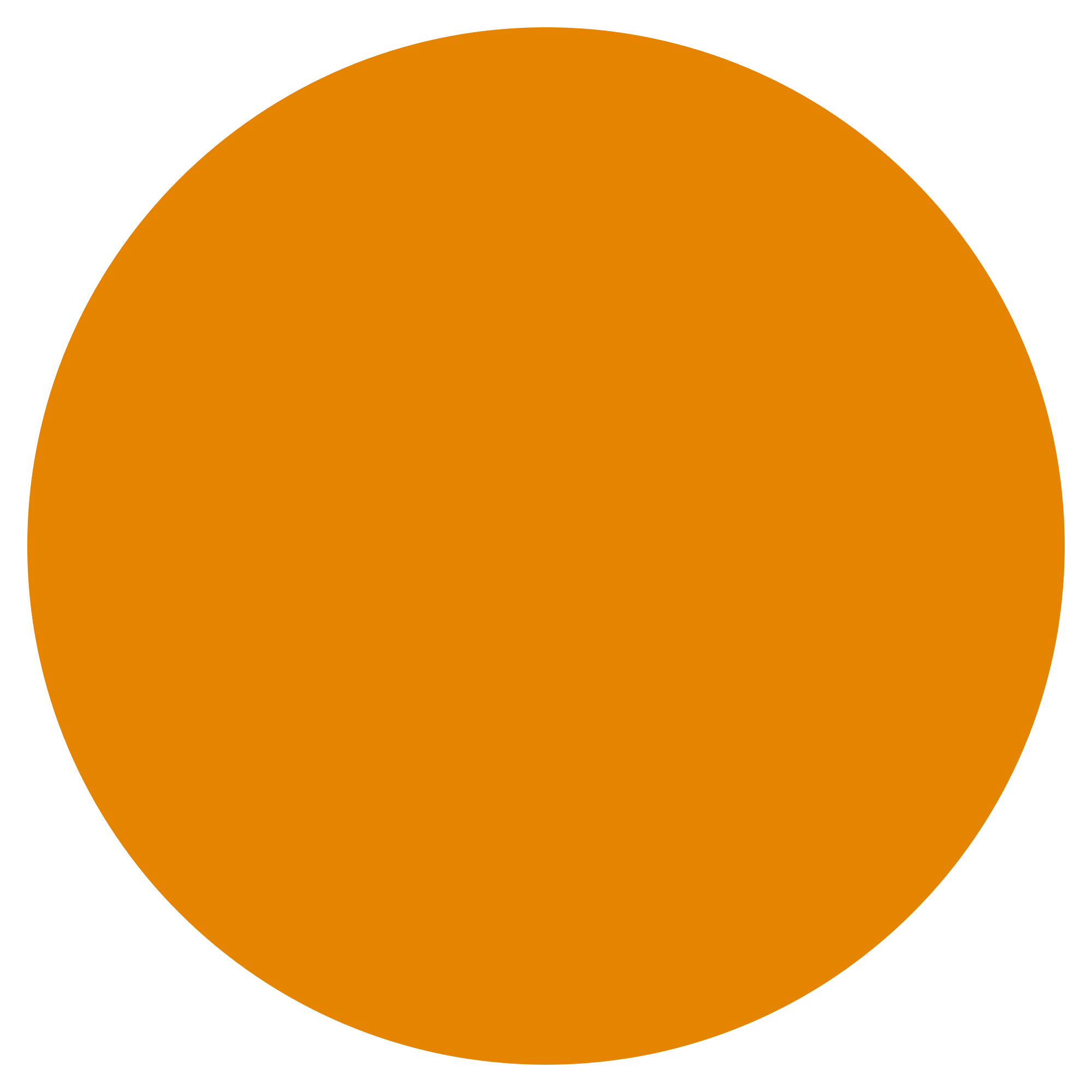 Circle clipart yellow circle Wikimedia Solid Fulvous Open svg