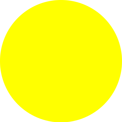 Circle clipart yellow circle Pixels svg × 240 Other