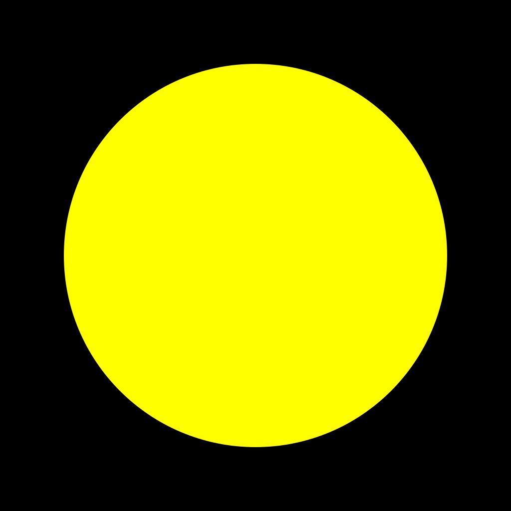 Circle clipart yellow circle Svg File:Circle svg File:Circle yellow