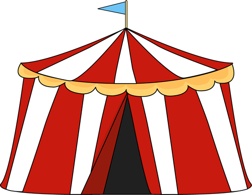 Tent clipart cute Circus Circus Circus Images Clip
