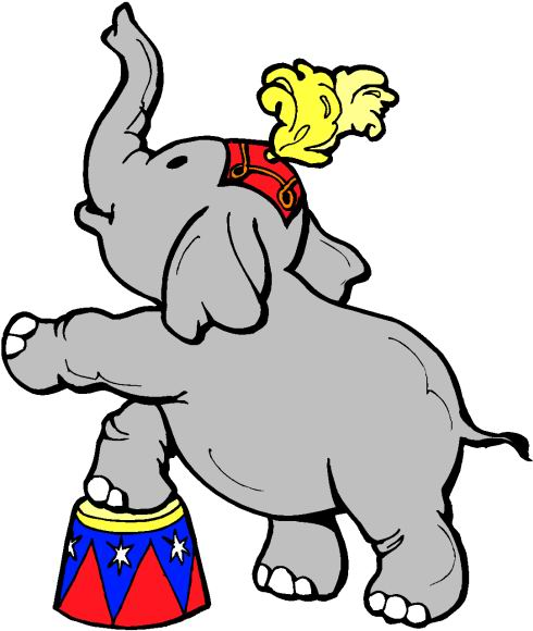 Tiiger clipart carnival #6