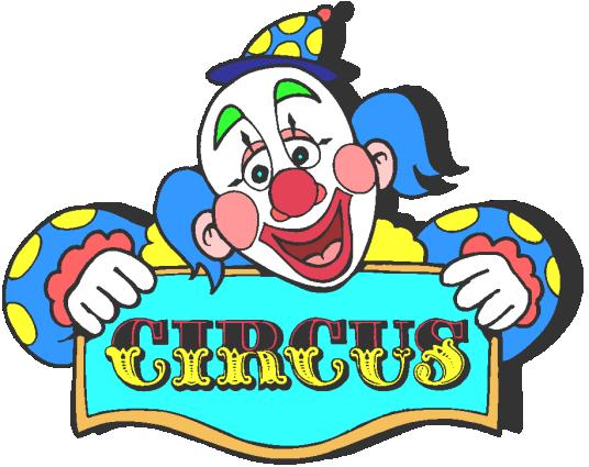 Circus clipart Circus art clipartcow 5 clip