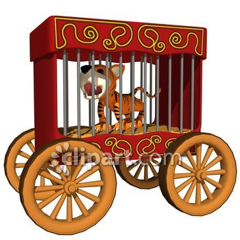 Carriage clipart circus Com Demo Clipart on Animal