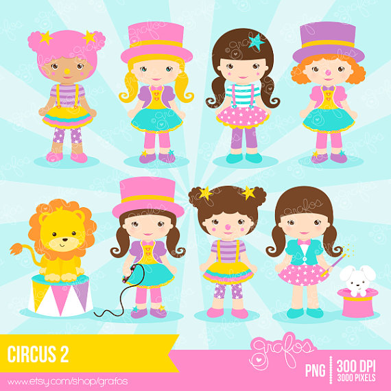 Circus clipart girly 2 Clipart Clipart by Clipart