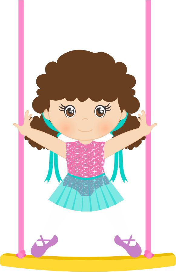 Circus clipart girly * ArtCute Circus minus on