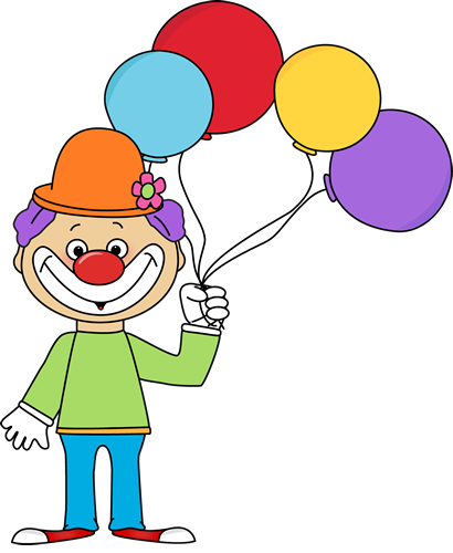 Iiii clipart balloon #12