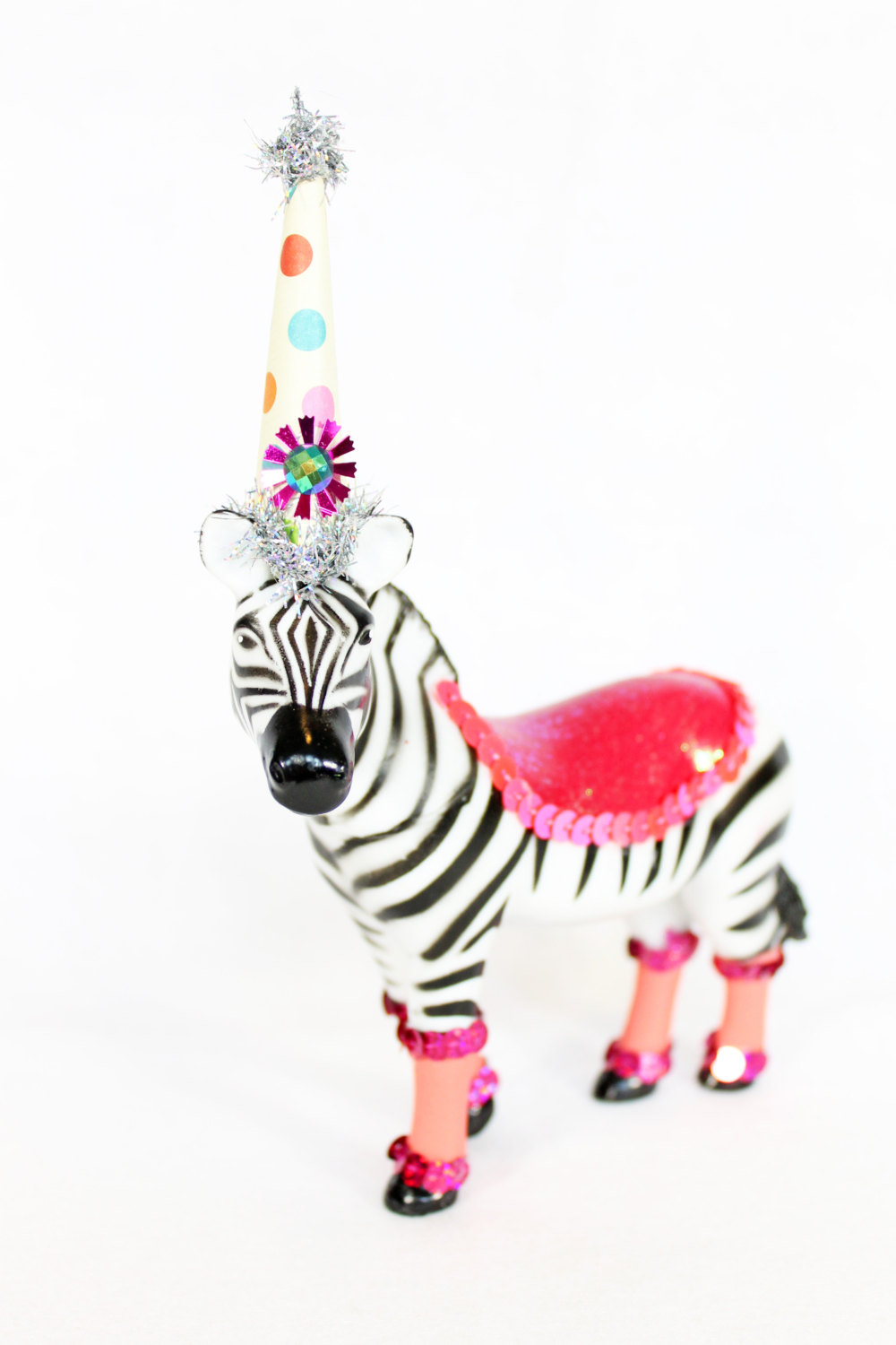 Zebra clipart circus Cake of Painted Circus Table