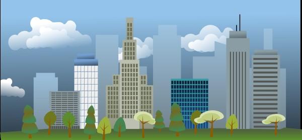 City clipart Clip images City free 7