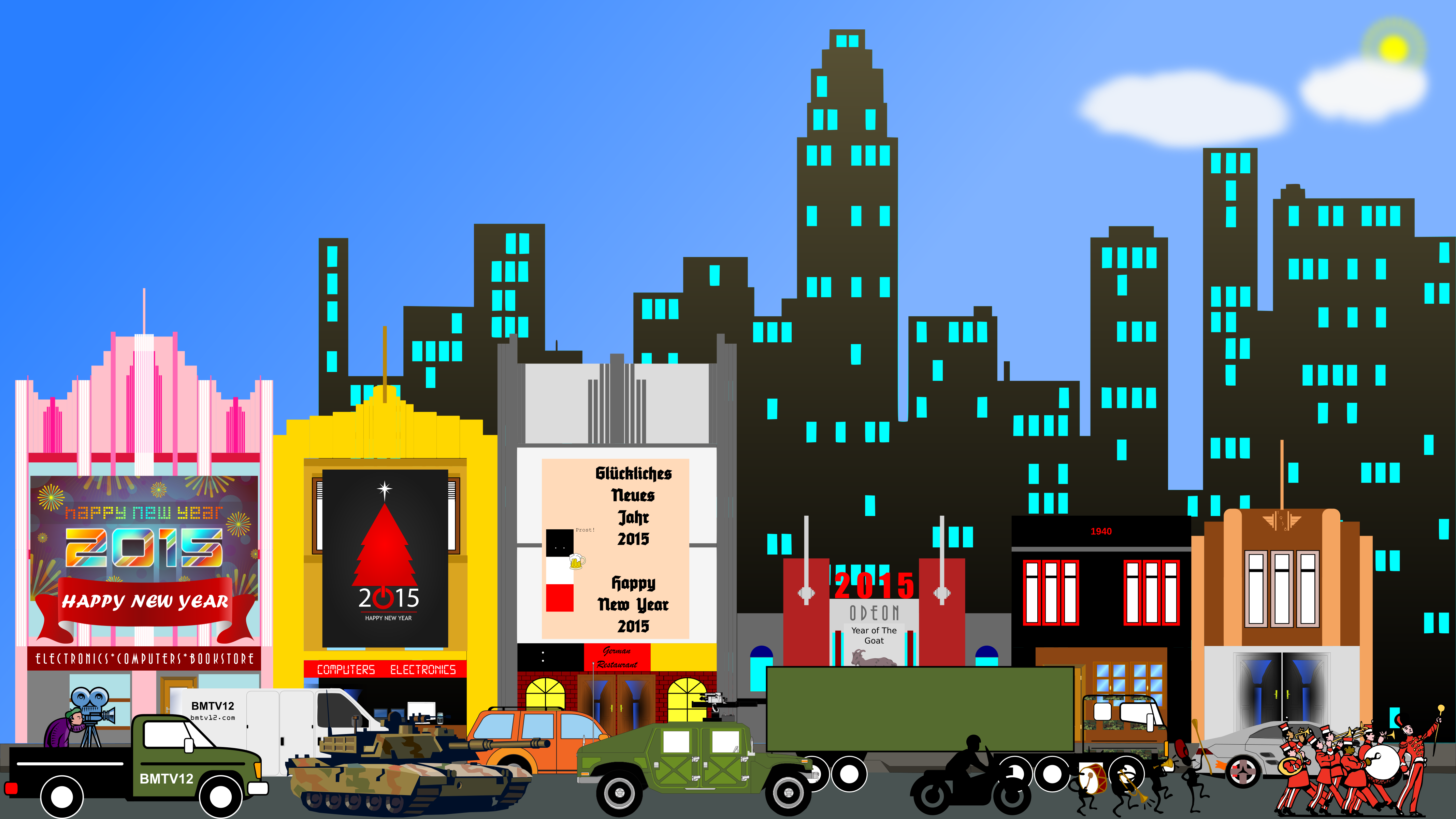 City clipart New in city city Cliparting