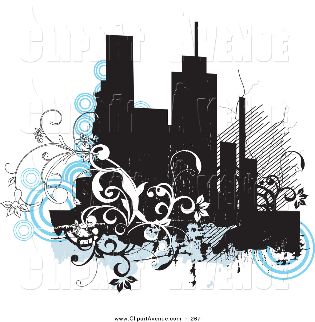 City clipart city background Clipart — Clipartwork City City