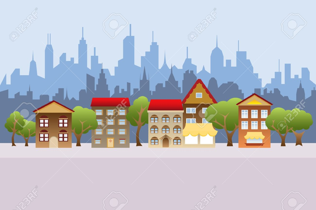 City clipart city background City Clipart Backdrop Clipart City