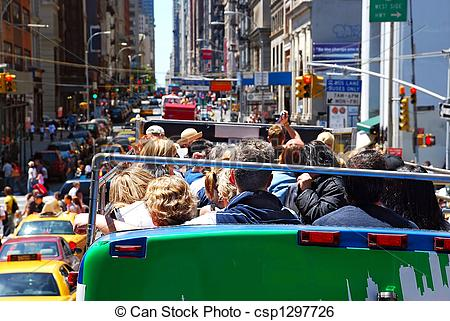 City clipart alien Bus crowded New City