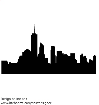 Boston clipart Clipart  Boston Skyline