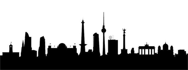 Cityscape clipart berlin Berlin Skyline Vektor gedächniskirche photos