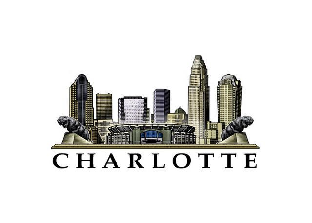 Miami clipart charlotte skyline Skyline to fantasy Charlotte savor