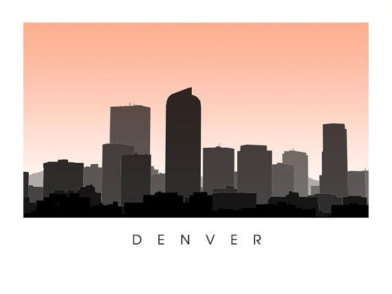 Cityscape clipart denver skyline This Skyline Colorado item? Denver