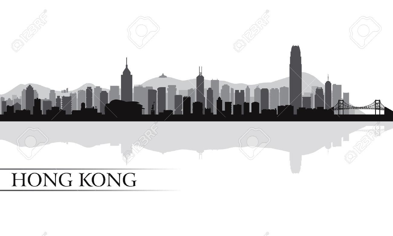 Cityscape clipart hong kong skyline Hong Download Art Cityscape Kong
