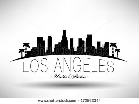 Cityscape clipart los angeles Los hd hd angeles clipart