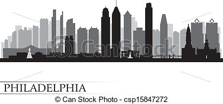 Drawn city City silhouette city Illustration detailed