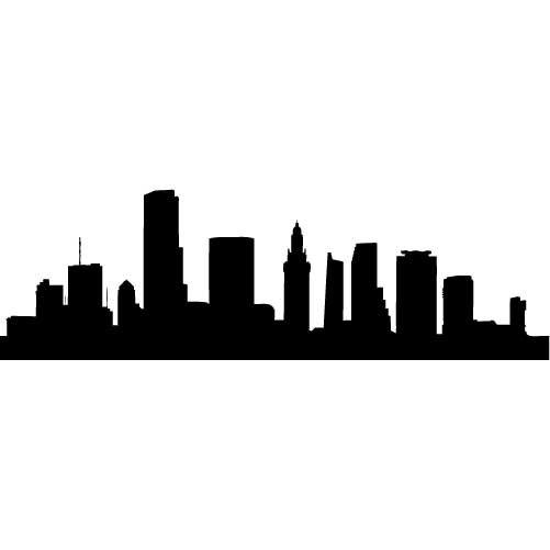 Miami clipart Silhouette Clip ClipArt  Silhouette