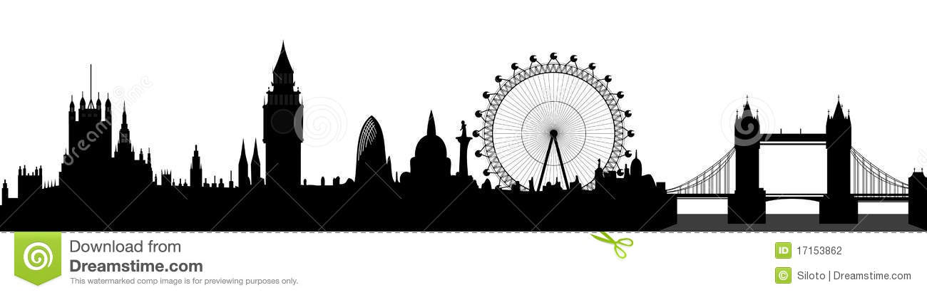 Cityscape clipart vector Cityscape London London Clipart Download