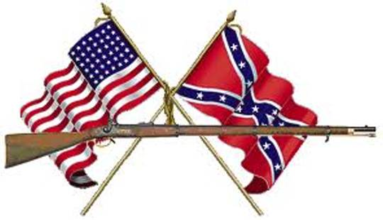 Civil War clipart us flag Civil  Clipart War