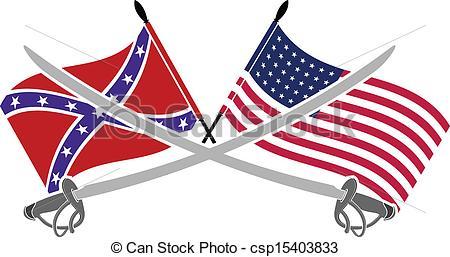 Civil War clipart usa Civil civil Group Illustrations and
