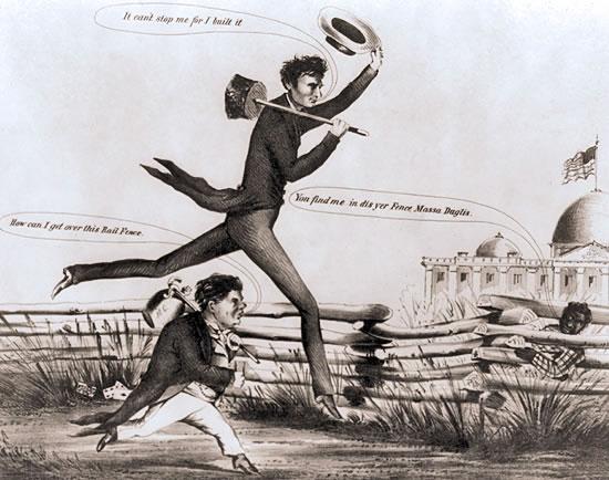 Civil War clipart abraham lincoln Abe Emerges Lincoln President Lincoln