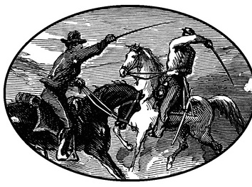 Civil War clipart black and white War Battle War 76464 Civil