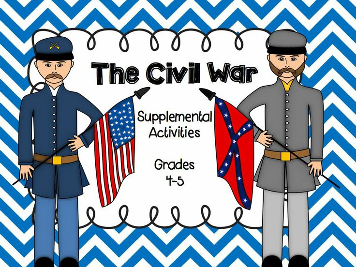 Civil War clipart history lesson On 4 File Module 2nd