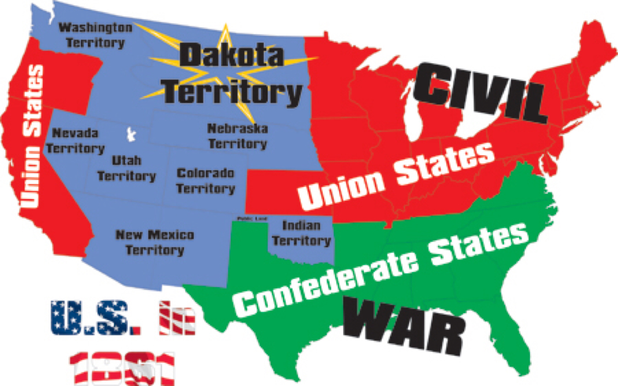 Civil War clipart north and south america By S CIVIL Alejandro