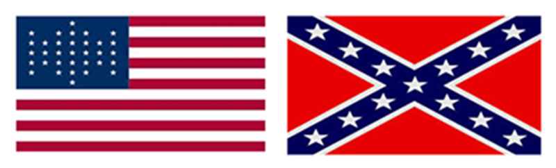 Civil War clipart north and south america And has in War North