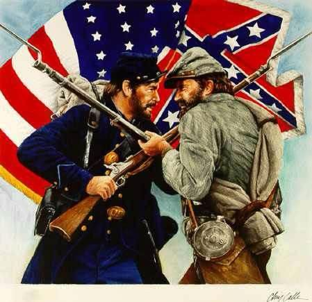Civil War clipart north and south america Civil images Brother South WarAmerican