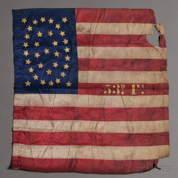 Civil War clipart us flag Gilt on Usa Flag War