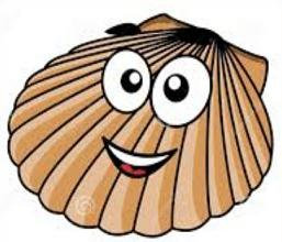 Clams clipart Clipart Shell Free Clam Clam