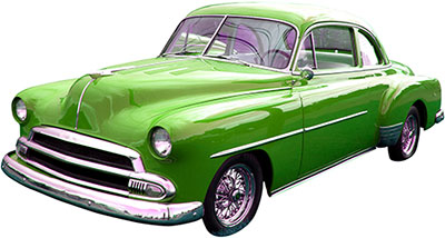 Classic Car clipart convertible 50's Animated Car classic Free