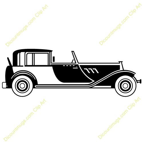 Race Car clipart classic car T Clipart 46 1920s 46