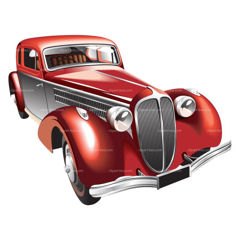 Classic clipart vintage Collection car Head Clipart Clipart