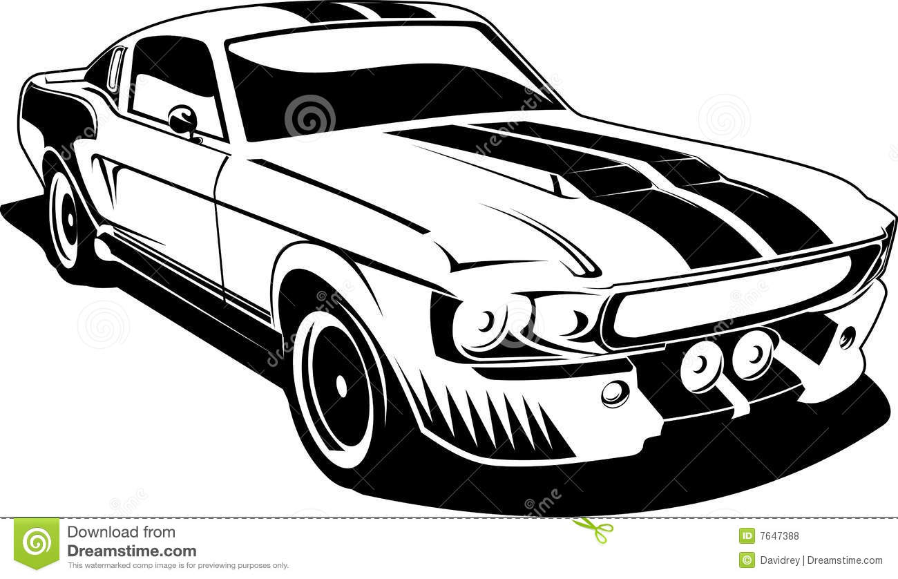 Dodge clipart mustang car Clipart Clipart Mustang  Images