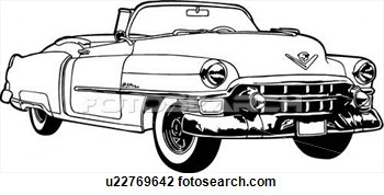 Classic clipart vintage And clipart white classic car