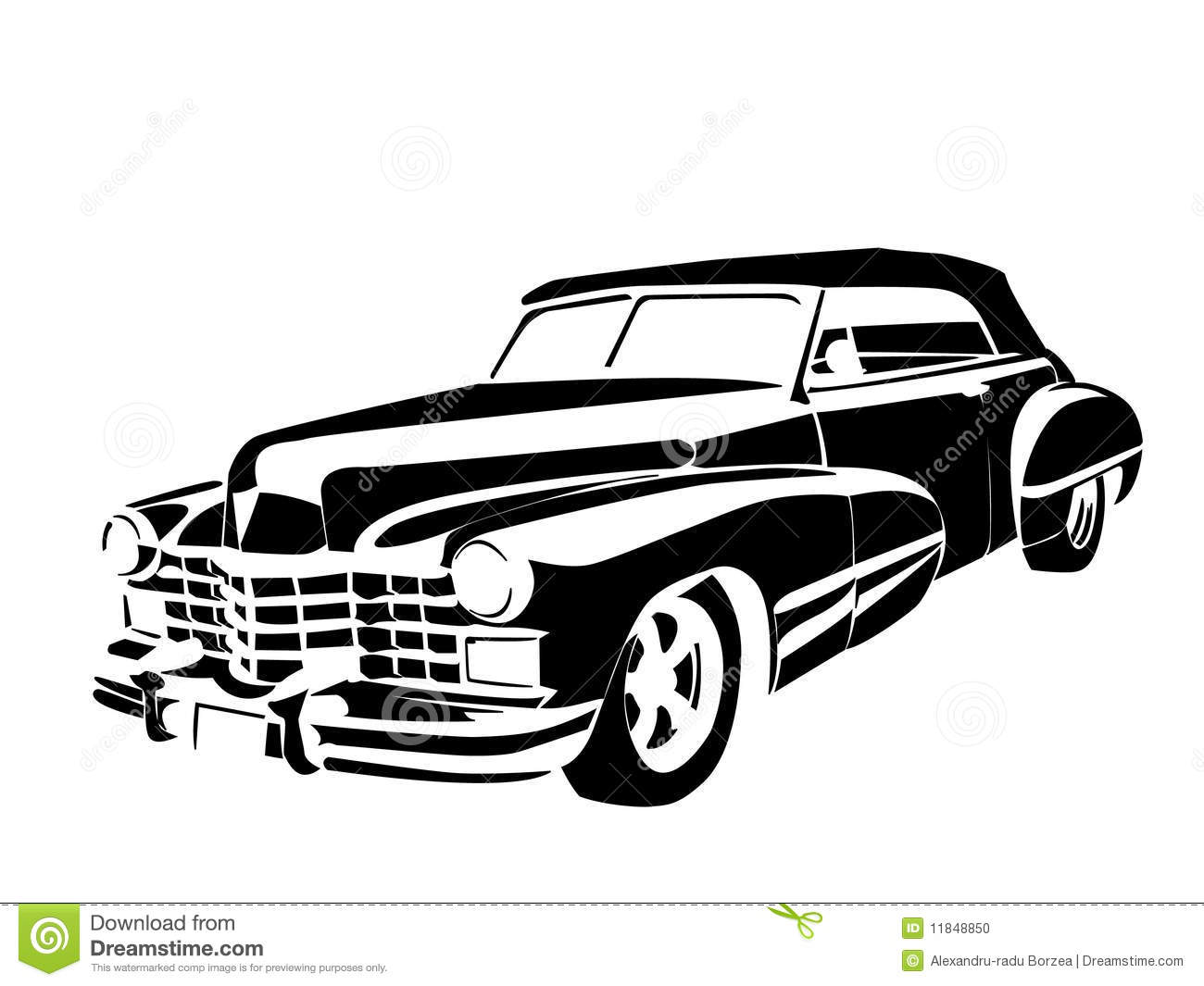 Race Car clipart classic car In old cars Old Old